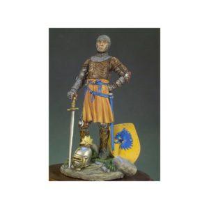 Caballero Italiano (1300) - Serie Caballeros Medievales