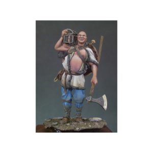 El saqueador 900 D.C. - Serie Caballeros Medievales