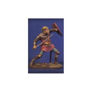 Caballero en Combate II, Crecy 1346 - Serie Caballeros Medievales