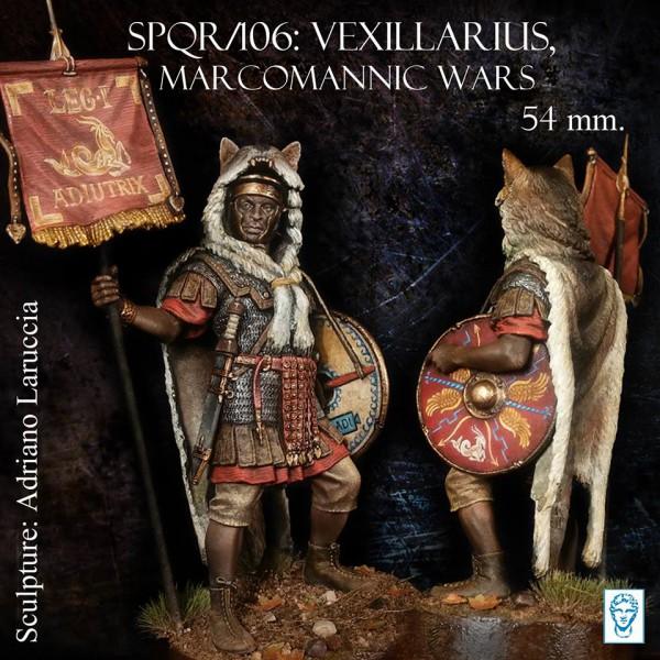 ROMAN VEXILLARIUS, Marcomannic Wars