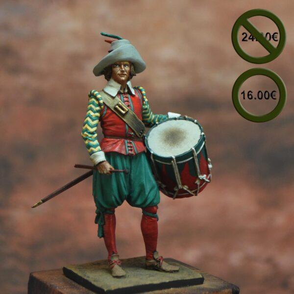 Tambour du Régiment Impérial de Breuner AG02_1-600x600