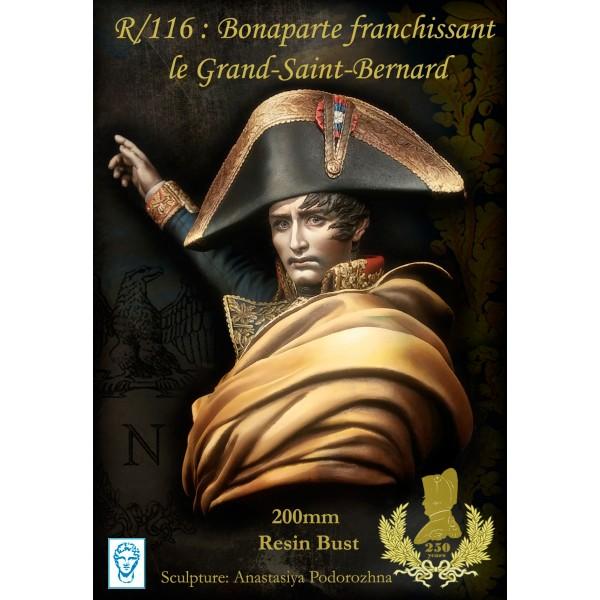 Bonaparte franchissant le Grand-Saint-Bernard (LIMITED EDITION)